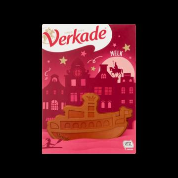 Verkade Melk Chocoladeletter 135 gram
