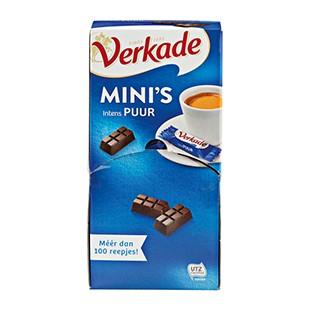 Verkade mini's puur dispenserdoos 616 gram