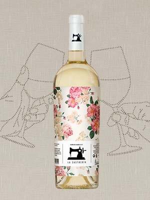 Witte Wijn blanco La Sastrería 750 ml.