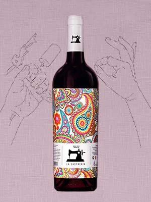 Wijn rood La Sastrería 0.75 cl