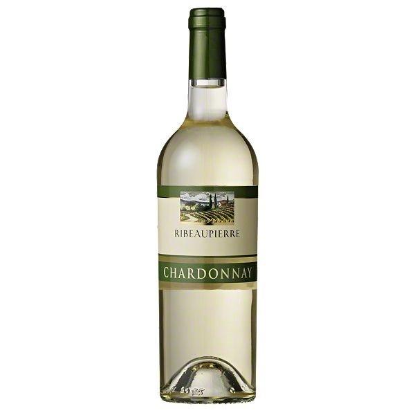 Witte wijn chardonnay Ribeaupierre 6x1 fles