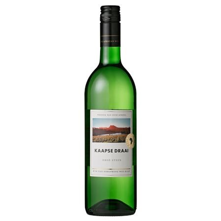 Witte wijn Kaapse draai 0,75L