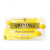 Thee Twinnings pure camomile 25 zakjes