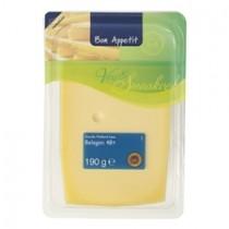 Belegen kaas plakjes  Bon Appetit  190 gram