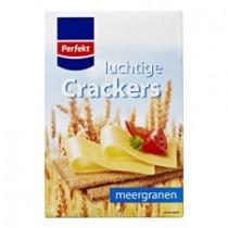 Crackers luchtig meergranen Perfekt  pakje 250 gram