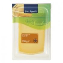 Oude kaas plakjes Bon Appetit 190 gram