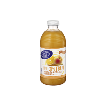 Hero fruitontbijt sinaasappel perzik 750 ml.