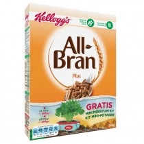 All Bran Kellogg's plus 500 gram