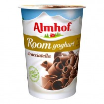 Almhof roomyogurt stracciatella 500ml