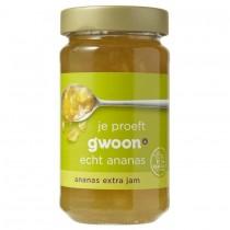 Ananas jam G'woon 400 gram
