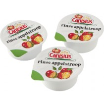 Appelstroop rinse tray mini cups 80 x 15 gram