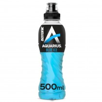 Aquarius blue ice 12 x 0,5L