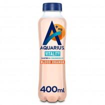 Aquarius hydration grapefruit 12 x 0,4L