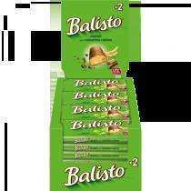 Balisto muesli groen uitdeeldoos 20 stuks