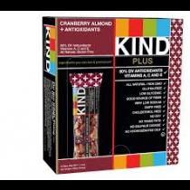 BE KIND Cranberry Almond +Antioxidants doos 12 repen a 40 gram