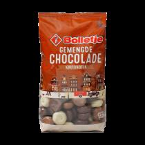 Bolletje gemengde chocolade kruidnoten 310 gram