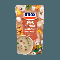 Bospaddenstoelen soep zak Unox 570ml