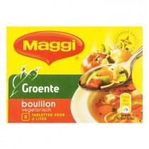 Bouillon groente Maggi tabletten pakje