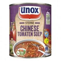 Chinese tomatensoep Unox blik 800ml