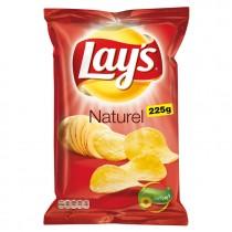 Chips Lay's naturel 8 x 225 gram