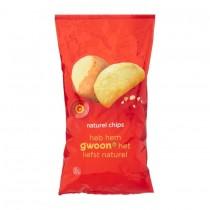 Chips Naturel G'woon  200 gram