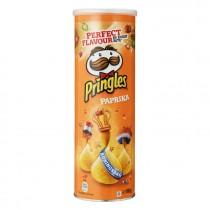 Chips Pringles paprika bus 200 gram