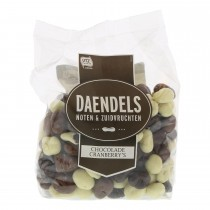 Chocolade cranberry's Daendels 500 gram