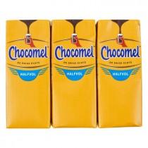 Chocolademelk Chocomel halfvol Nutricia 6 x 1 Liter