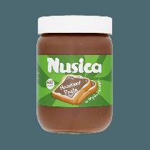 Chocoladepasta b/merk 600 gram