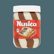 Chocoladepasta Duo b/merk 600 gram