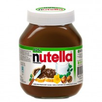 Chocoladepasta Nutella pot 825 gram