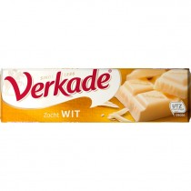 Chocoladereep Verkade wit 75 gram