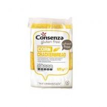 Crackers luchtig Consenza glutenvrij pak  125 gram