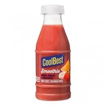 Coolbest smoothie aardbei, banaan & sinaasappel 250 ml