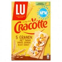 Cracotte crackers Lu 5 granen 250 gram