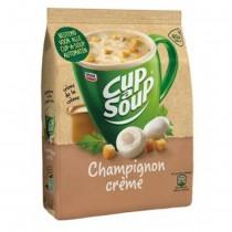 Cup a soup champignon vendingzak