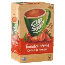 Cup a soup tomaten creme 21zakjes