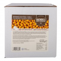 Daendels borrelnoten chili 110 x 15 gram
