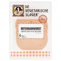 De Vegetarische Slager boterhamworst 80 gram
