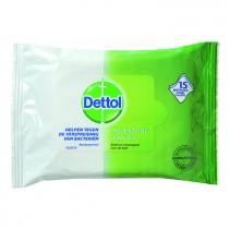 Dettol anti bacteriële doekjes