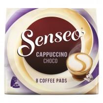 Douwe Egberts Senseo koffiepads Cappuccino Choco 8 pads