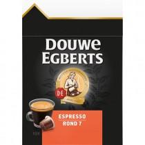 Douwe Egberts capsules Lungo espresso rond 10 stuks