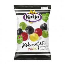 Drop kokindjes mix Katja 300 gram