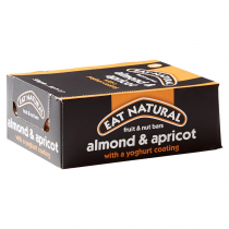 Eat Natural almonds apricots and a yoghurt coating 12 x 50 gram
