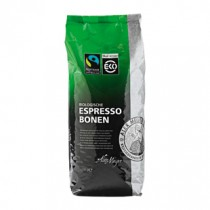 Espressobonen Biologisch Alex Meijer 1000 gram