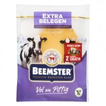 Extra belegen Beemster kaas gesneden 175gram