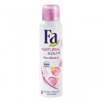 Fa deodorant naturel pure rose 150 ml