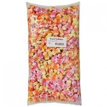 Fruit toffees Van Melle 2000 gram