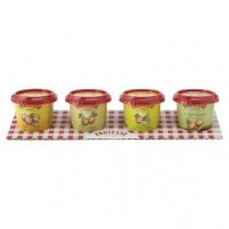 Fruitesse stroop mix tray 4 x 80 gram