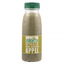 Fruity King 100% smoothie spinazie 250 ml